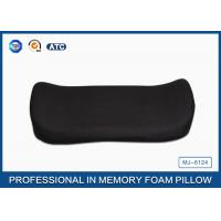 Wholesale Visco Elastic Memory Foam Back Support Cushion , Lumbar Pillow With Zippered Cover from china suppliers