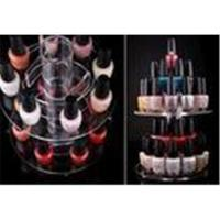 Wholesale Acrylic Nail Polish Holder Acrylic Displays With Beautiful Shape from china suppliers