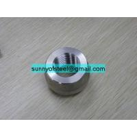 Buy cheap duplex stainless a182 f44 weldolet sockolet threadolet flangeolet elbowlet from wholesalers