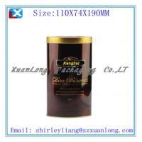 Wholesale Wine tin box/wine tin tube from china suppliers