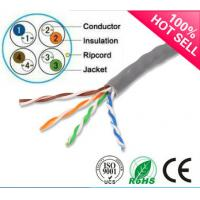 1000ft Cat5e Cable  UTP Solid 0.51mm BC/CCA 24AWG Twisted Pair Wire