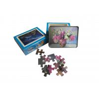 Wholesale 22x30cm 3d Lenticular Jigsaw Puzzles With 80pcs For Kids Intelligence Educational from china suppliers