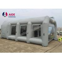 Wholesale Gray 8*5*3m Customized Portable Paint Booth Tent Car Paint For Promotion from china suppliers