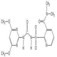 Nicosulfuron 4%SC of hzxybiotech