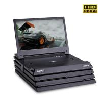 Compact Structure Portable Gaming Monitor Laptop 178 Degree Viewing Angles