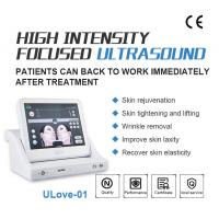Buy cheap Best Anti Wrinkle SMAS Ultrasonic HIFU Machine with 10000 Shots / High Intensity Focused Ultrasound from wholesalers