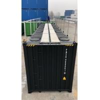 China Flexible Bulk Shipping Containers Waterproof Corner Casting High Strength for sale