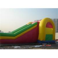 Wholesale Commercial Inflatable Dry Slide / Custom Slip N Slide Inflatable For Kid from china suppliers