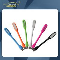 Wholesale Flexible Portable USB LED Reading Lights for Power Bank / Comupter / Outdoor from china suppliers