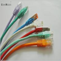 Wholesale Cat5e RJ45 Patch Cord 26AWG UTP Patch Cable Copper Stranded Patch Leads 1m 2m 3m 4m etc from china suppliers