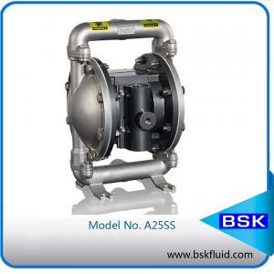 China Air Driven Teflon Diaphragm Pump  High Viscosity Diaphragm Pump For Oil Paint on sale
