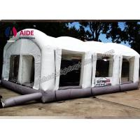 Wholesale Open Face Dry Blow Up Spray Booth / Portable Auto Paint Booth For Mechanical Workshop from china suppliers