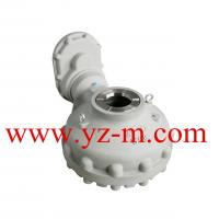 Wholesale MY-V-S Series Bevel gear operator, two stage muanual bevel gear actuator for gate valves from china suppliers