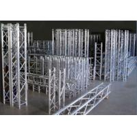 Buy cheap Outdoor Concert Stage Aluminum Box Truss Spigot Type Durable Heavy Loading Capability from wholesalers