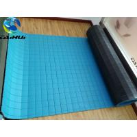 Buy cheap 12mm Thick Three Layers Artificial Turf Shock Pad FIFA Approved from wholesalers