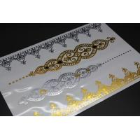 Wholesale Temporay metallic tattoo from china suppliers