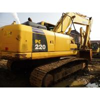 Quality PC220-8 USED KOMATSU EXCAVATOR FOR SALE ORIGINAL JAPAN USED KOMATSU PC220-8 SALE for sale