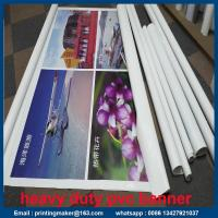 Buy cheap 440 G Matte Vinyl Banners with Grommets from wholesalers