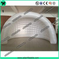 Wholesale Large Cube Inflatable Event Tent Outdoor Inflatable Cube Tent With Blower from china suppliers