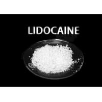 Wholesale Lidocaine Cas 137-58-6 Pain Killer Powder , Local Anesthetics Drugs Safely Pass Customs from china suppliers
