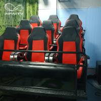 Wholesale Interactive Full Motion Cinema Seat / 7D 8D Game Machine Home Theater from china suppliers