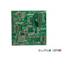 Wholesale Square High TG PCB  Board Fabrication For Automated Mining Machine Control from china suppliers