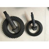 China High Strength Differential Crown And Pinion , Bevel Pinion Gear Anti - Oil on sale