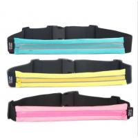 Wholesale Waterproof Hiking Money Travel Waist Bag For Sport 40*5.5 Cm from china suppliers
