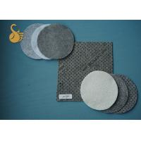 Wholesale Breathable Needle Punched Felt For Door Mat /  Table Mat / Prayer Mat from china suppliers