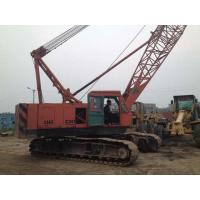 Quality Original Japan Used IHI CCH500 50 Ton Crawler Crane For Sale Singapore Malaysia Sri Lanka for sale
