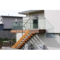 Wholesale Stainless Steel Stair Outdoor Step Railing Design from china suppliers