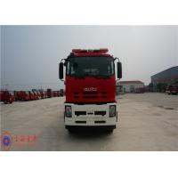 Wholesale 6x4 Drive Foam Rescue Fire Truck 257KW Power With Double Row Structure Cab from china suppliers