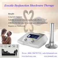 Wholesale Defocused Extracorporeal ED Shockwave Therapy Machine Electric Magnetic Low Energy from china suppliers