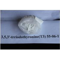 Wholesale 99% L-Triiodothyronine (T3) CAS 55-06-1 Weight Loss Steroids For Depressive Disorders from china suppliers