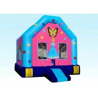 Wholesale Jumper Backyard Inflatable Princess Doll House With Logo Customized from china suppliers