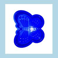 Wholesale butterfly shape silicon cake pans ,cute silicon cooking pans from china suppliers