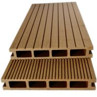 Wholesale wood plastic composite decking above ground pool  solid composite decking from china suppliers