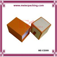 Wholesale Custom printed paper drawer box, candle slider drawer box/Paper slider box ME-CE009 from china suppliers