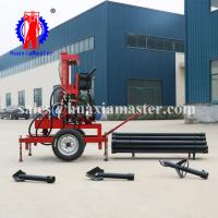 Wholesale SJDY-3 Three-phase Electric Full Hydraulic Water Well Drilling Rig from china suppliers