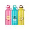 Wholesale Printing 500ml Aluminum Sports Water bottle Custom Logo Water Bottle for sale