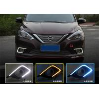 Buy cheap Super Bright Car Led Daytime Running Lights for Nissan All New Sylphy 2016 from Wholesalers