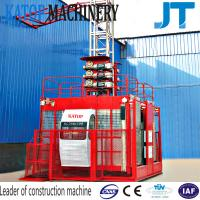Wholesale new type SC200/200 construction hoist type for building from china suppliers