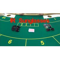 Wholesale IR Sunglasses for Seeing through Marked Cards in Gambling Cheat from china suppliers