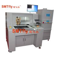 Wholesale High Efficient PCB Router Machine PCB Singulation Dual workstation​ from china suppliers