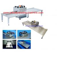 PCB Depaneling Machine For LED Lighting Production Assembly Line PCB Cutter