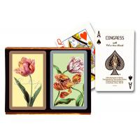Buy cheap Plastic Congress Marked Playing Cards Decks Invisible Ink Processed Playing Cards from Wholesalers