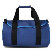 Wholesale Blue Color Unique 600D Polyester Large Travel Luggage Bags Quickly Delivery Time from china suppliers