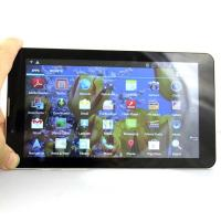 Quality Black Dual Camera Touchpad Tablet PC , Dual SIM Card Dual Standby for sale