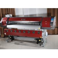 Wholesale Sturdy Uni - Body Frame 6 Feets Dye Sublimation Printers Machine CMYK Color from china suppliers