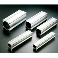 Wholesale Electrophoretic Aluminum Extruded Cylinder Shell , 6061 Aluminum Dovetail Extrusion from china suppliers